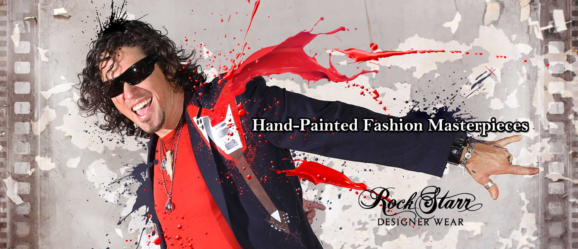 RockStarr Designer Wear David Starr Mens Womens Fashions