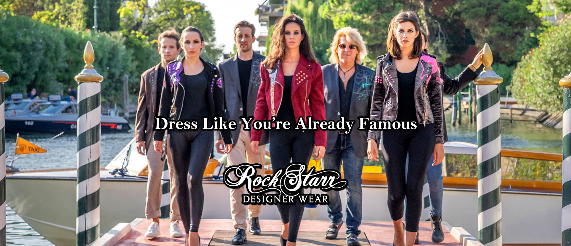 RockStarr Designer Wear David Starr Rock n Roll Fashions
