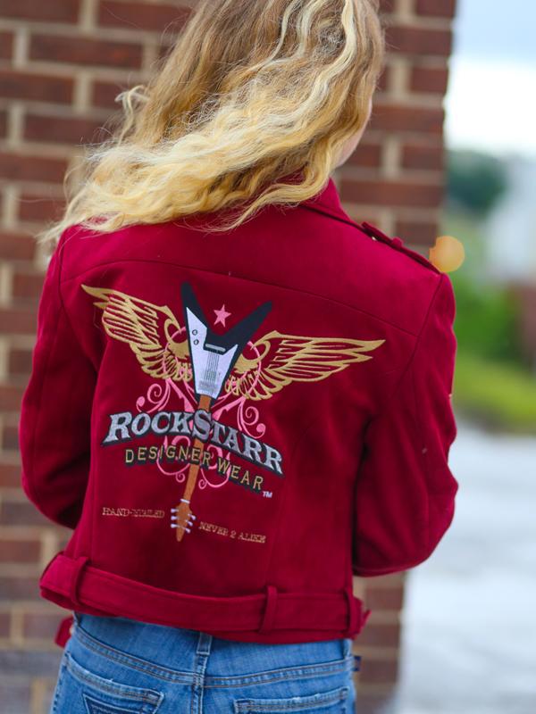 RockStarr Designer Wear Female Rock n Roll Couture