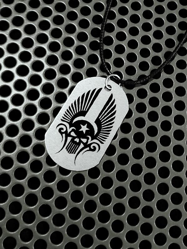 RockStarr Designer Wear Skull Necklace