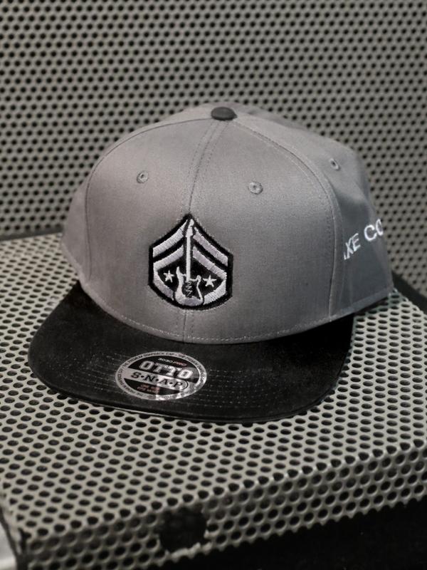 RockStarr Designer Wear Axe Corps Hat