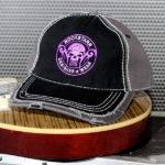 Black w/ Purple Logo